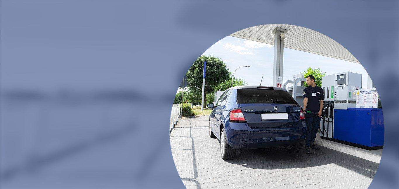 Gestione pompe di benzina