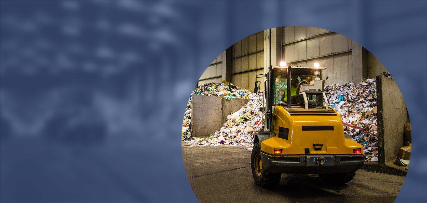 Raccolta Smaltimento rifiuti