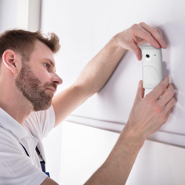 Installazione sistema antintrusione Sicuritalia Protezione24 Casa