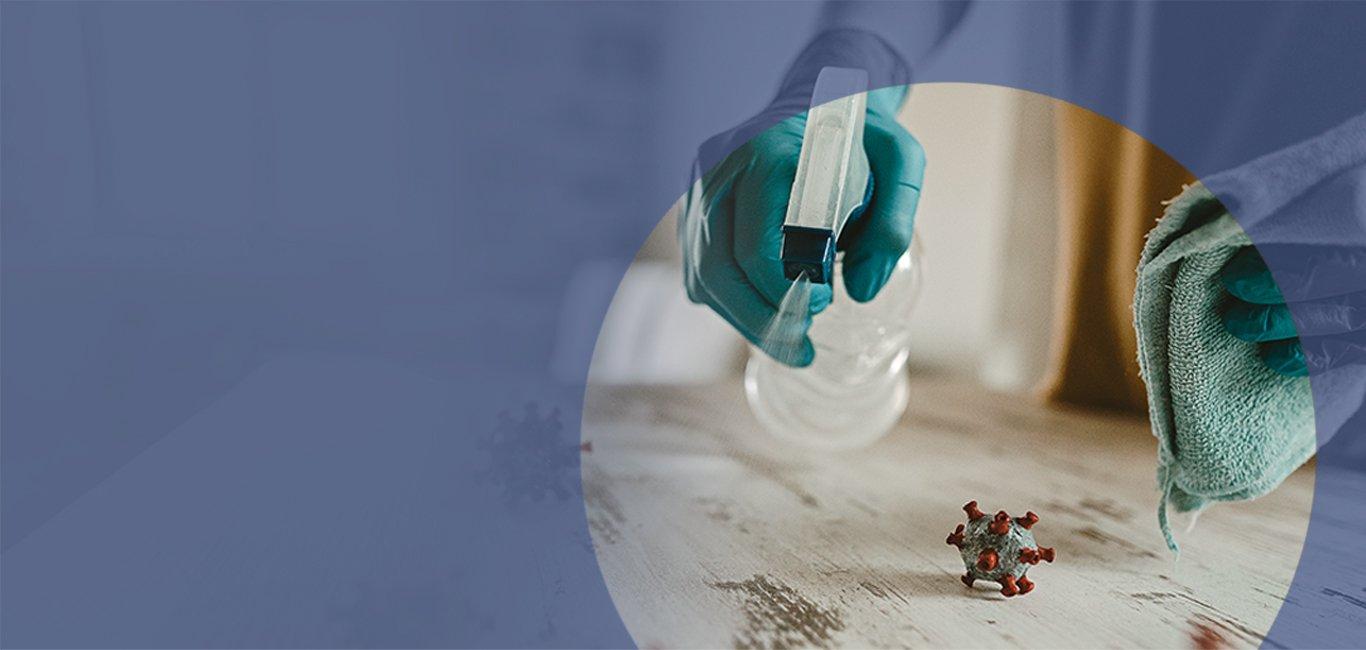 Sanificazione e disinfezione degli ambienti