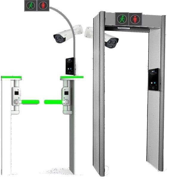 termografia integrata sistema sicurezza